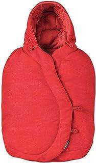 Maxi-Cosi kuschelig warmer Fußsack, passend für alle Babyschalen, nomad red