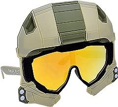 Forum Unisex-Adult's Halo Sunglasses, Multi, Standard