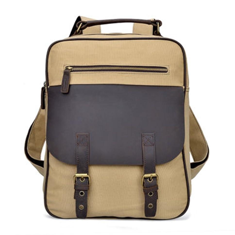 ハーネスセンサーかもめ高級 リュックサック バッグ バック バックパック メンズ レディース 2WAYレザー 皮 鞄 通勤 通学 軽量 大容量