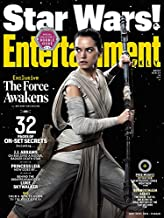 Entertainment Weekly Magazine (November 20/27, 2015) Daisy Ridley as Rey Star Wars Cover 2 of 4