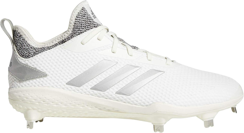 Adidas Men's Adizero Afterburner V Baseball schuhe, Cloud Weiß grau, 8 M US B077X6CTT7  Erste Qualität