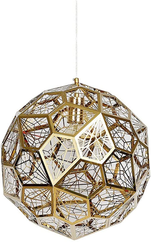 Hngeleuchten Gold Edelstahl Decke Pendelleuchte Rund Kugel Designer Hngen Lampe E27 Fassung Licht Innen Beleuchtung Wohnzimmer Esstisch Schlafzimmer Φ25cm