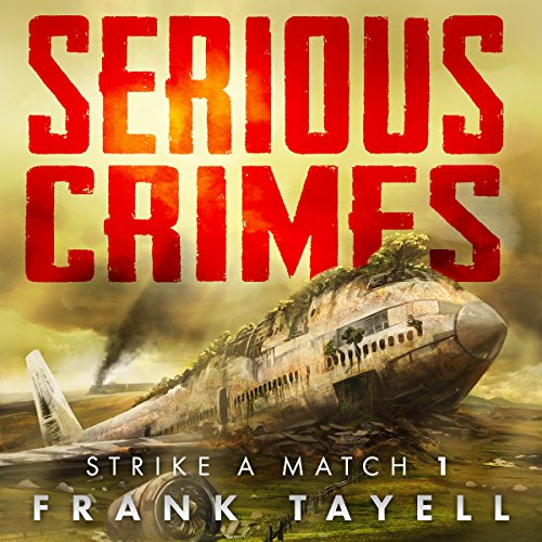 Couverture de Serious Crimes