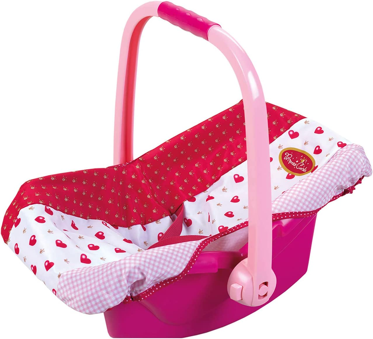 Theo Klein 1669 Princess Charlotte Mall Coralie Multi-Color Direct store Doll Toy Carrycot