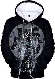 3D Printed Dragon Ball Z Hoodie Sweatshirt
