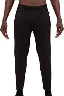 Men's Sweatpants Slim Fit Stretch Running/Jogging Performance Pants- Mens Lightweight Gym Running Joggers