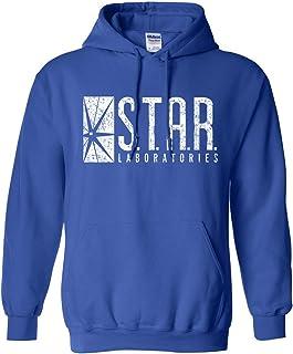 New York Fashion Police Star Laboratories Hoodie/Hooded Sweatshirt - Vintage/Distressed Print