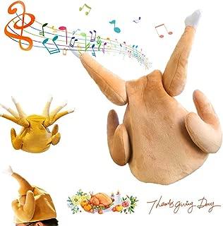 Best musical dancing turkey hat Reviews
