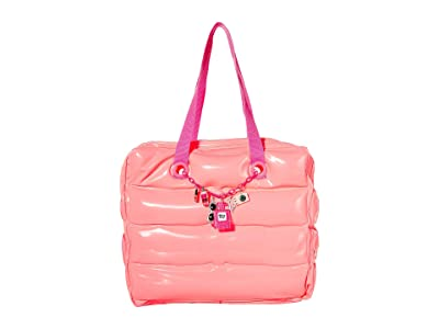 Bling2o Unicorns Are Real Beach Bag (Coral) Tote Handbags