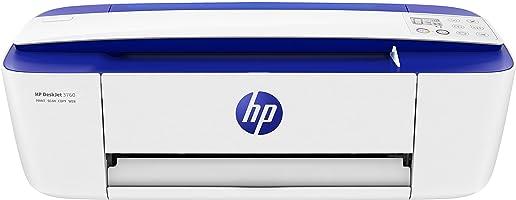 HP DeskJet 3760 T8X19B, Impresora Multifunción A4, Imprime, Escanea y Copia, Wi-Fi, USB 2.0, HP Smart App, Incluye 4...