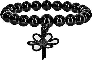 black chinese bead bracelet meaning
