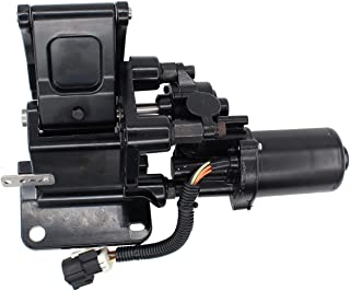 NewYall Front Right Power Running Board Motor with Bracket