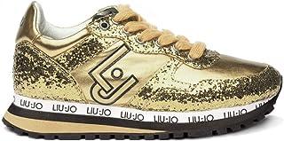 Sneakers Donna Liu Jo Art 4F0703 EX015 22222 Colore Nero Misura A Scelta