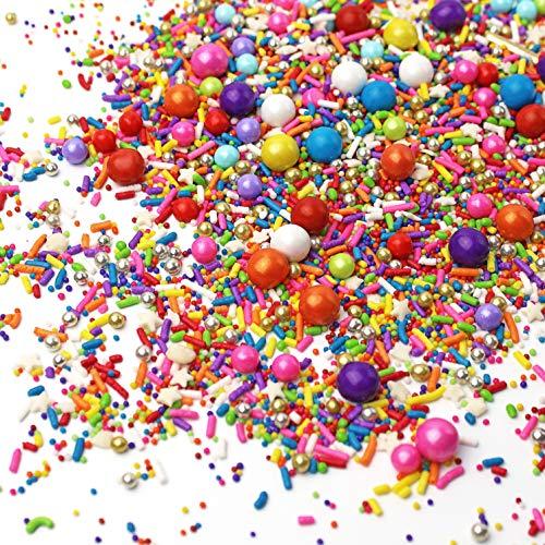 Rainbow Road Sprinkle Mix