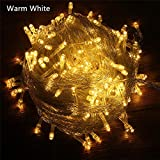 WSYYWD Guirlande lumineuse LED lumières de vacances terrasse de vacances décoration...