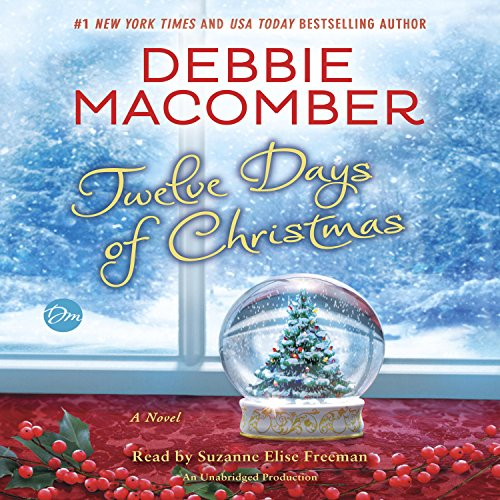 Twelve Days of Christmas audiobook cover art