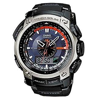 Casio PRO TREK Men's Watch PRW-5000-1ER (B0039UT5N6)   Amazon price tracker / tracking, Amazon price history charts, Amazon price watches, Amazon price drop alerts