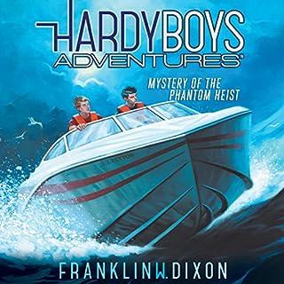 Mystery of the Phantom Heist cover art
