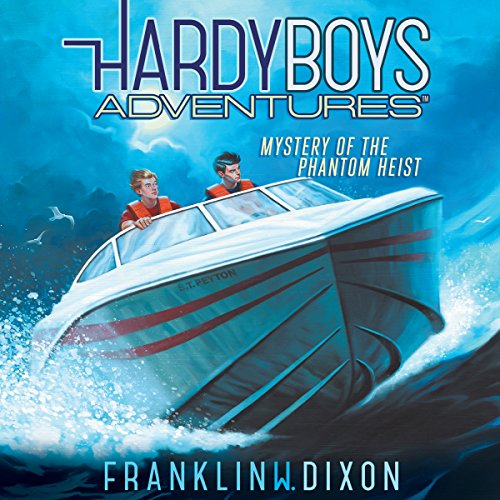 Mystery of the Phantom Heist     Hardy Boys Adventures, Book 2              By:                                                                                                                                 Franklin W. Dixon                               Narrated by:                                                                                                                                 Tim Gregory                      Length: 2 hrs and 59 mins     84 ratings     Overall 4.5