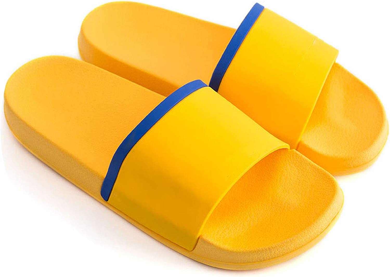 Women Men Flat Slides Summer Casual Beach Flip Flops shoes Non-Slip Indoor Slippers shoes