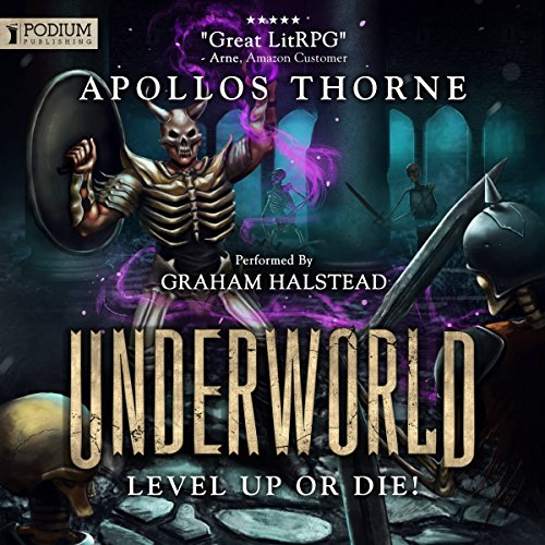 Underworld, Book 1 - Apollos Thorne