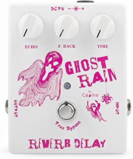 ghost delay pedal