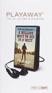 Seth McFarlane's a Million Ways to Die in the West