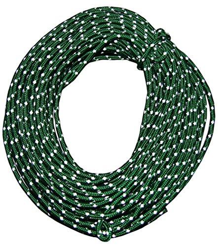 Nite Ize RR-04-50 Rope Pack-50 FT Reflective Cord, 50 Feet, Green