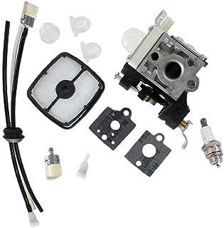HURI Carburetor with Fuel Line Kit for RB-K85 Echo PB-251 PB-265L PB-265LN Blower A021001350 A021001351 A021001352