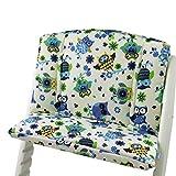 Babys-Dreams le monde des petits - Kit de chaise coussin pour chaise haute Stokke...