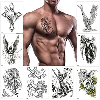 Best angels tattoos on arm Reviews