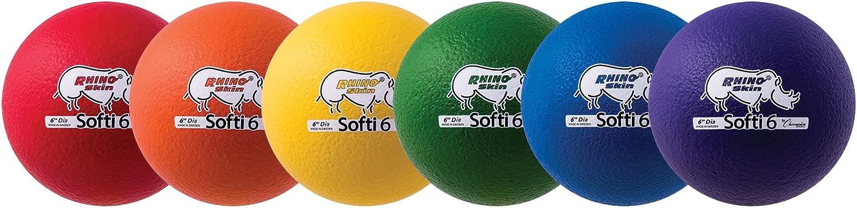 Champion Sports Rhino Haut Schaumstoff Ball Set