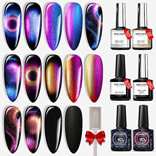 What is gel nail polish, what is gel polish, what is soak-off gel polish
