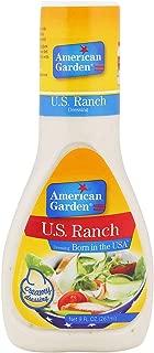American Garden Ranch Dressing - 267 ml