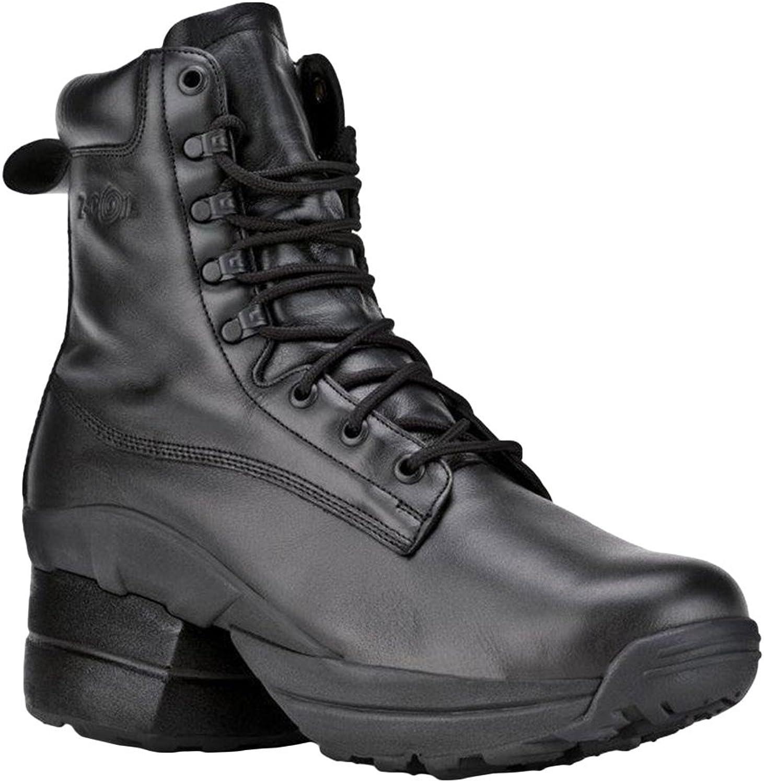 Z-CoiL Pain Relief Footwear Men's Prime Black Boots
