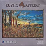 Rustic Retreat 1000 Pcs Puzzle 'Out for the Evening' By Jim Hansel