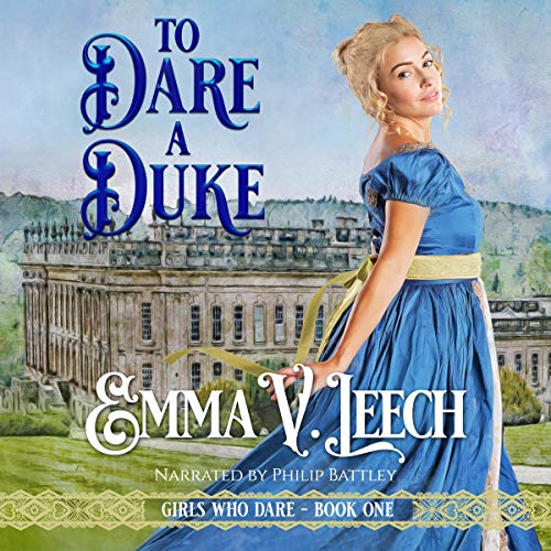 To Dare a Duke audiobook cover art