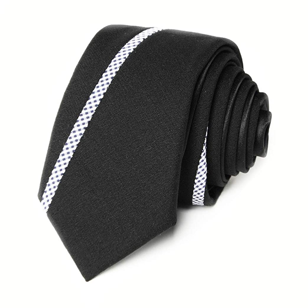 慣れている最小化する反射Kerwinner 男性用ソリッドカラーフォーマルネクタイとポケットスクエアタイクリップセット男性用ネクタイ (Color : Style9)