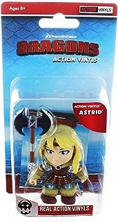 Action Vinyls How to Train Your Dragon Astrid Vinyl Figure