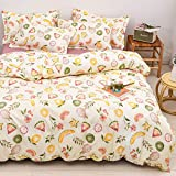WEIXINMWP Espesado Cepillado de Tres Piezas de Cuatro Piezas de Cuatro Piezas de Cama de algodón Simple Cubierta de Colcha pequeña Cama Fresca,7,2.2m (7 Feet) Bed