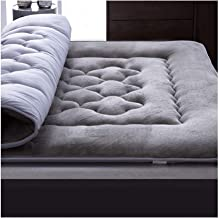 Tatami Mattress, Comfortable Mattress Thickened Tatami Floor Mat Japanese-Style Futon Ground Mat Mattress Sleeping Mat Thi...