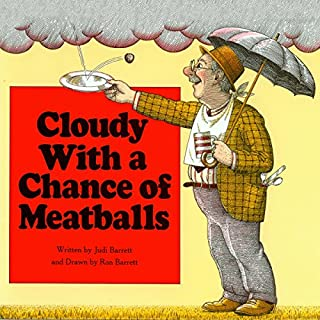 Cloudy With a Chance of Meatballs / Pickles to Pittsburgh audiobook cover art