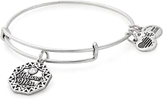 Alex and Ani Women's Future Mrs Bangle Bracelet