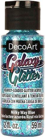 Blue Deco Art DecoArt Galaxy Glitter 59ml