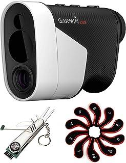 $609 » Garmin Approach Z82 Golf GPS Rangefinder Golf Laser with Deco Gear Golfing Bundle