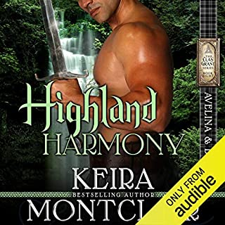 Highland Harmony: Avelina and Drew cover art
