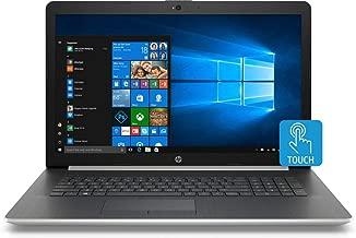 HP Premium High Performance 17.3in Touchscreen HD+ SVA (1600 x 900) Laptop~ Ryzen 5 2500U ~12GB RAM~1TB HDD~AMD Vega 8~WiFi~Backlit~DVD-DW~Bluetooth-Win10(Renewed)