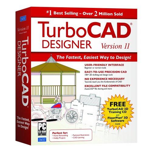 IMSI TurboCad Designer V.11