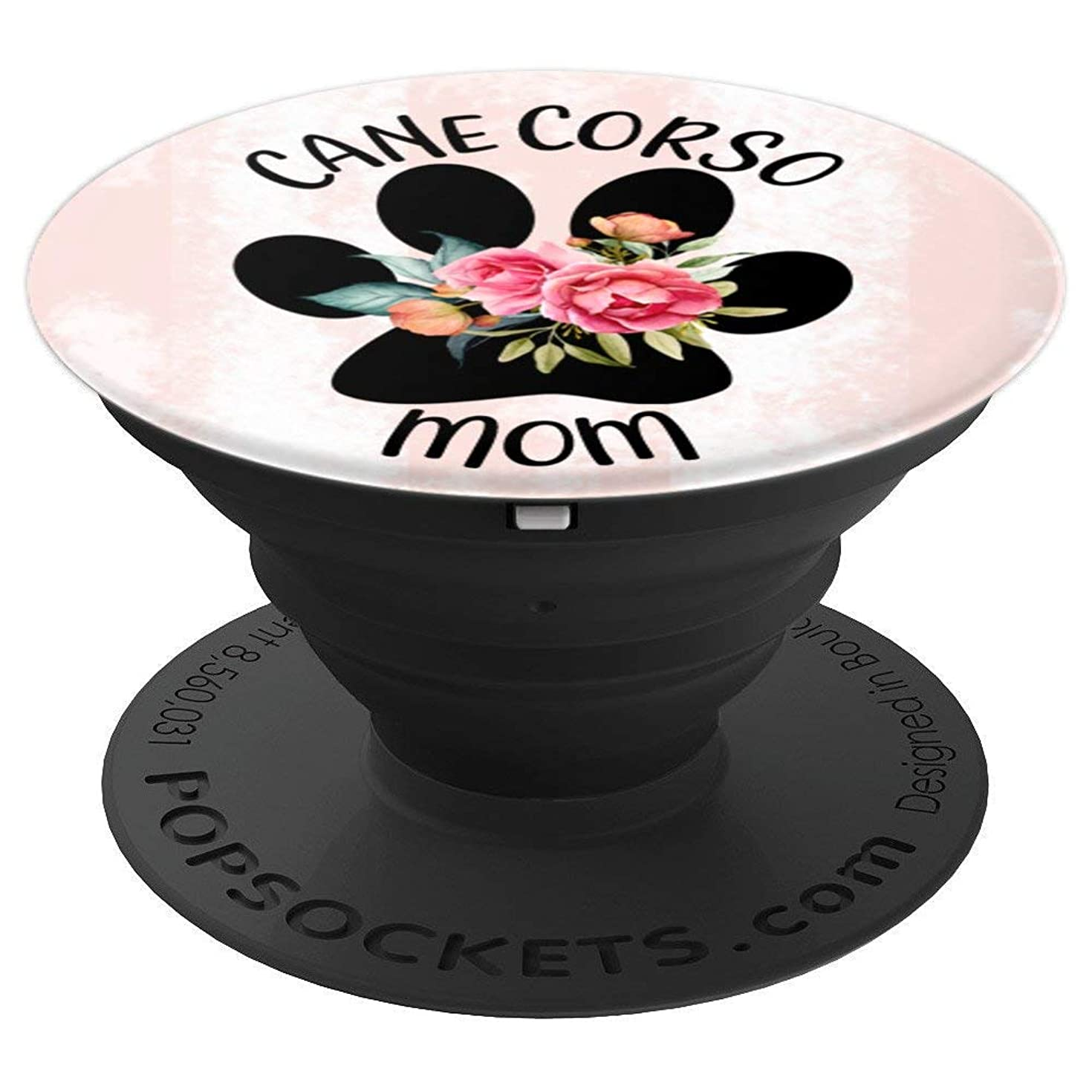 Cane Corso Mom - PopSockets Grip and Stand for Phones and Tablets