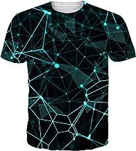 NEWISTAR Unisex 3D Printed Summer Casual Short Sleeve T Shirts Top Tees S-XXL
